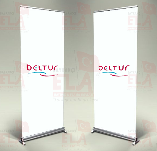 Beltur Banner Roll Up