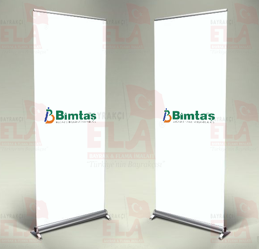 Bimtaş Banner Roll Up
