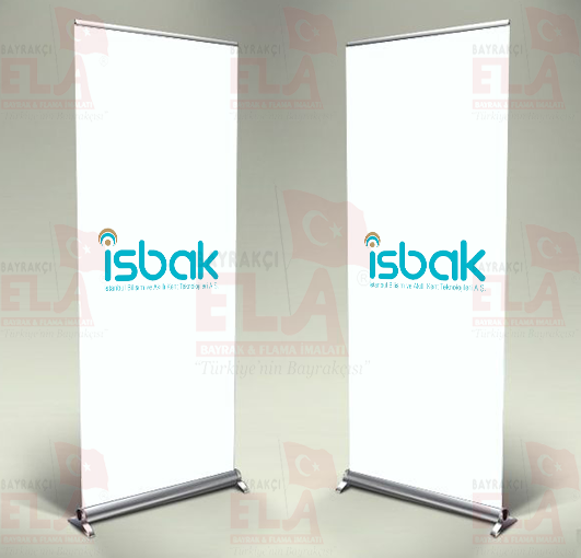 isbak Banner Roll Up